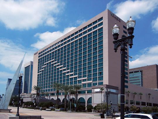 Hyatt Regbency Jacksonville